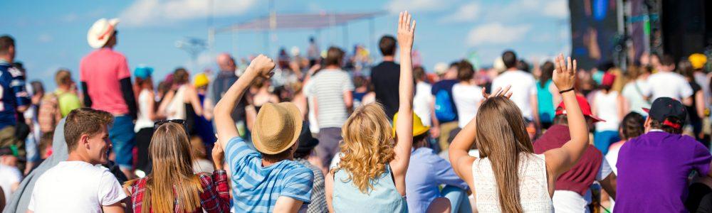 Top 6 festivaluri din Romania