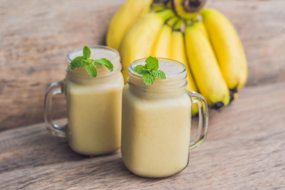 smoothie cu banane