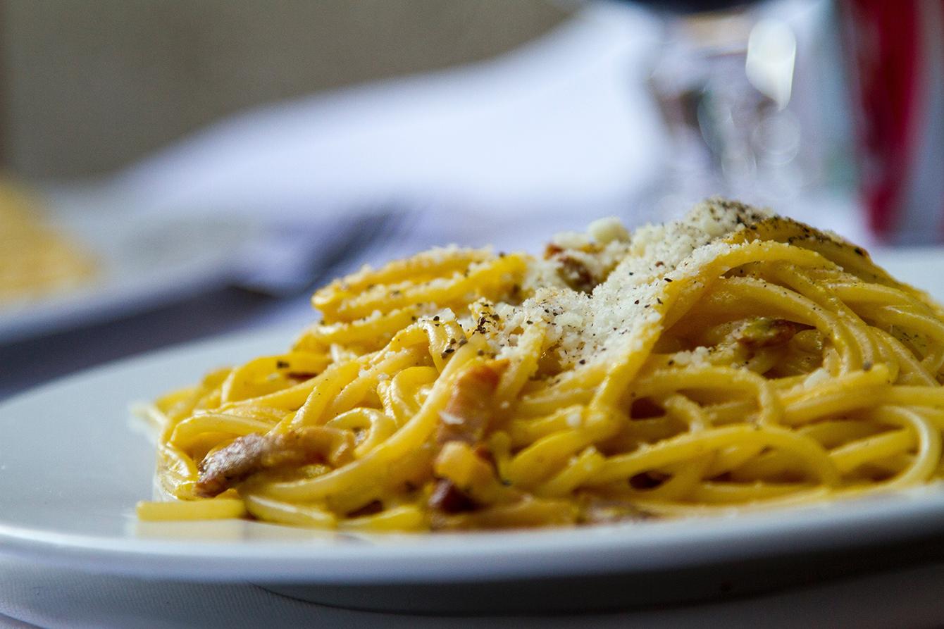 beko - spaghete carbonara