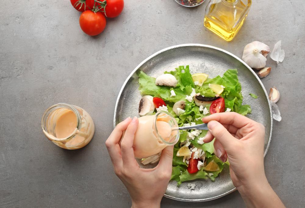 dressing pentru salata