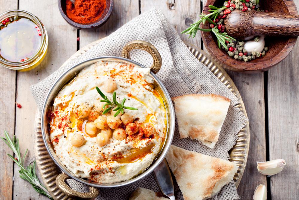 retete humus de casa