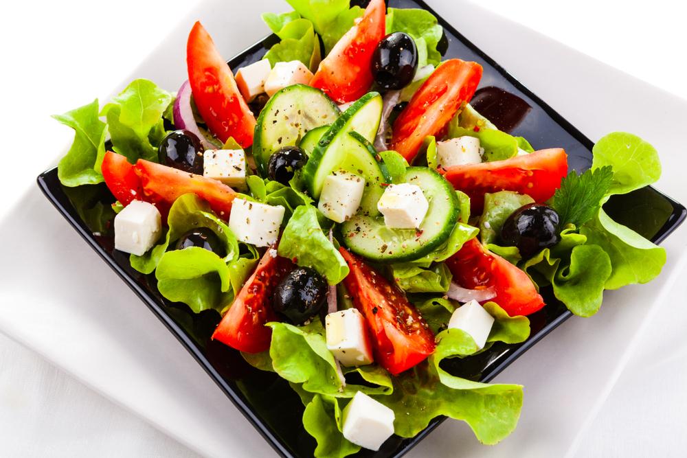 salata greseasca