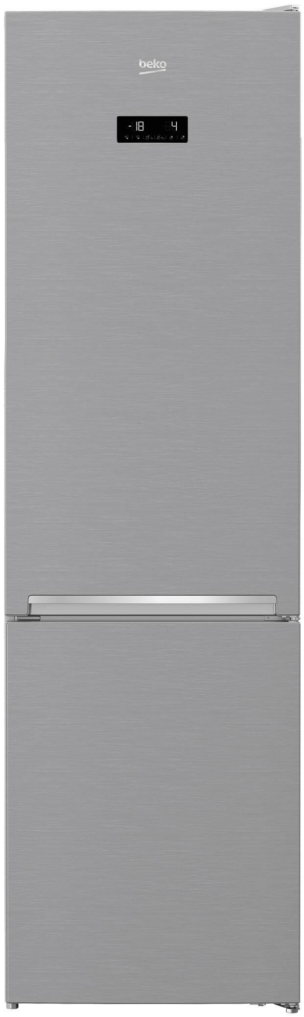 Combina frigorifica Beko RCNA406E30ZXB