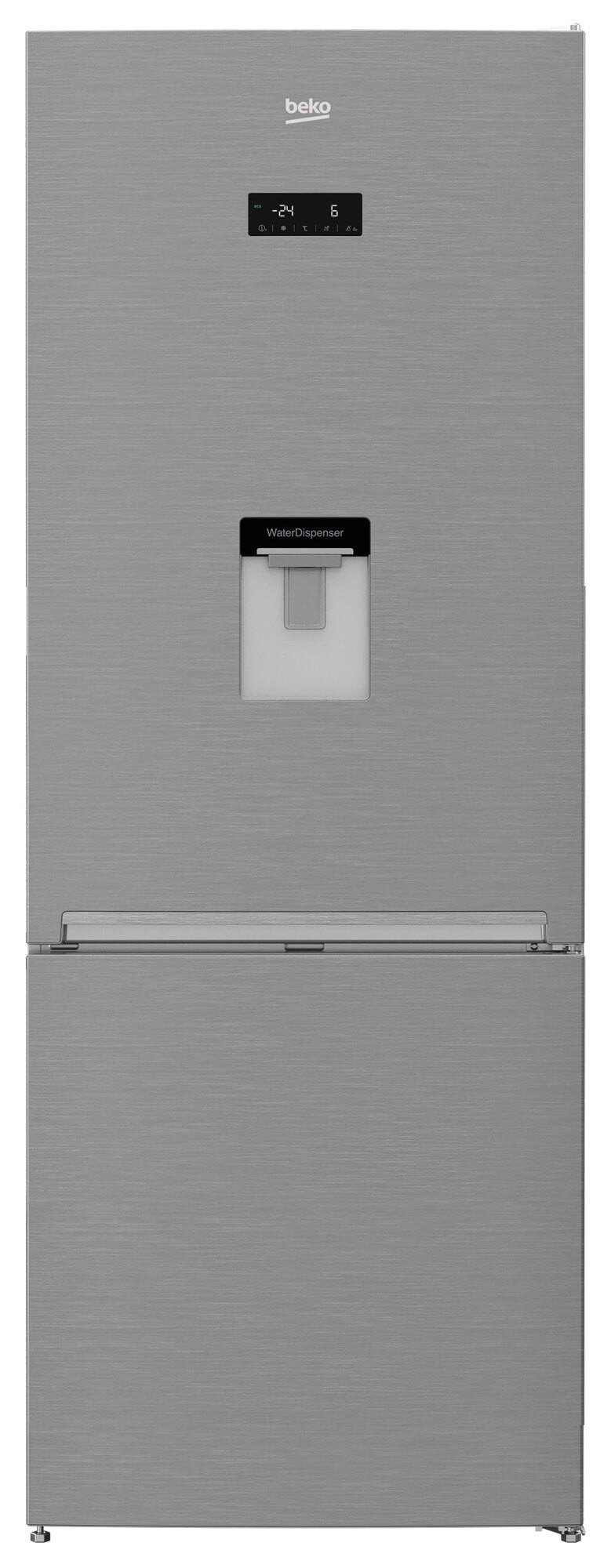Combina frigorifica Beko RCNE520E20DZX
