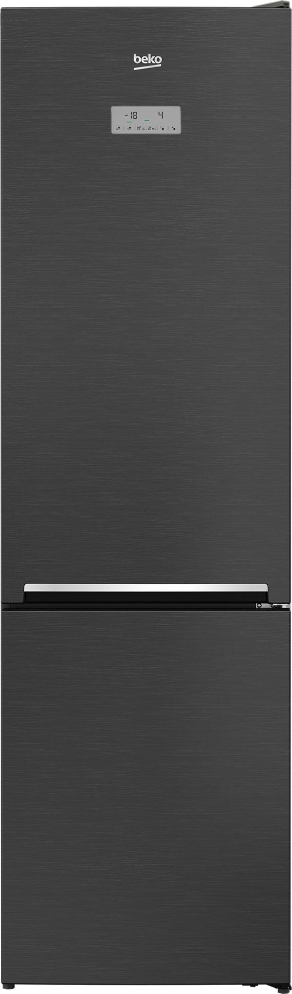 Combina frigorifica Beko RCNA406E40LZXR