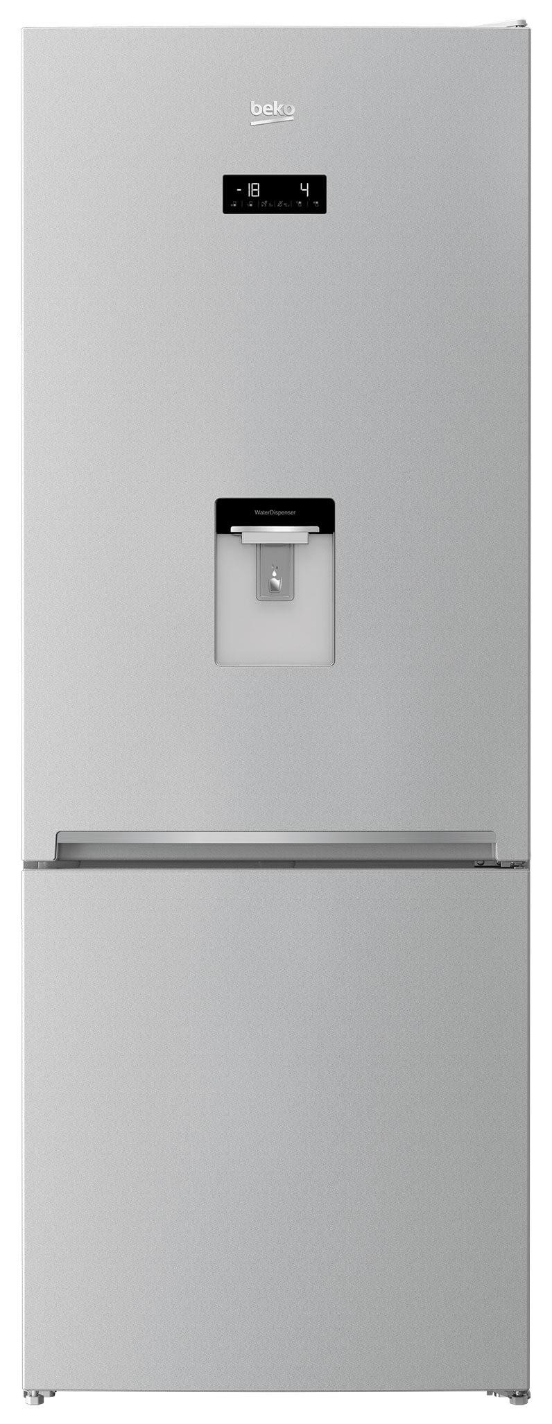 Combina frigorifica Beko RCNE560E40DZMN
