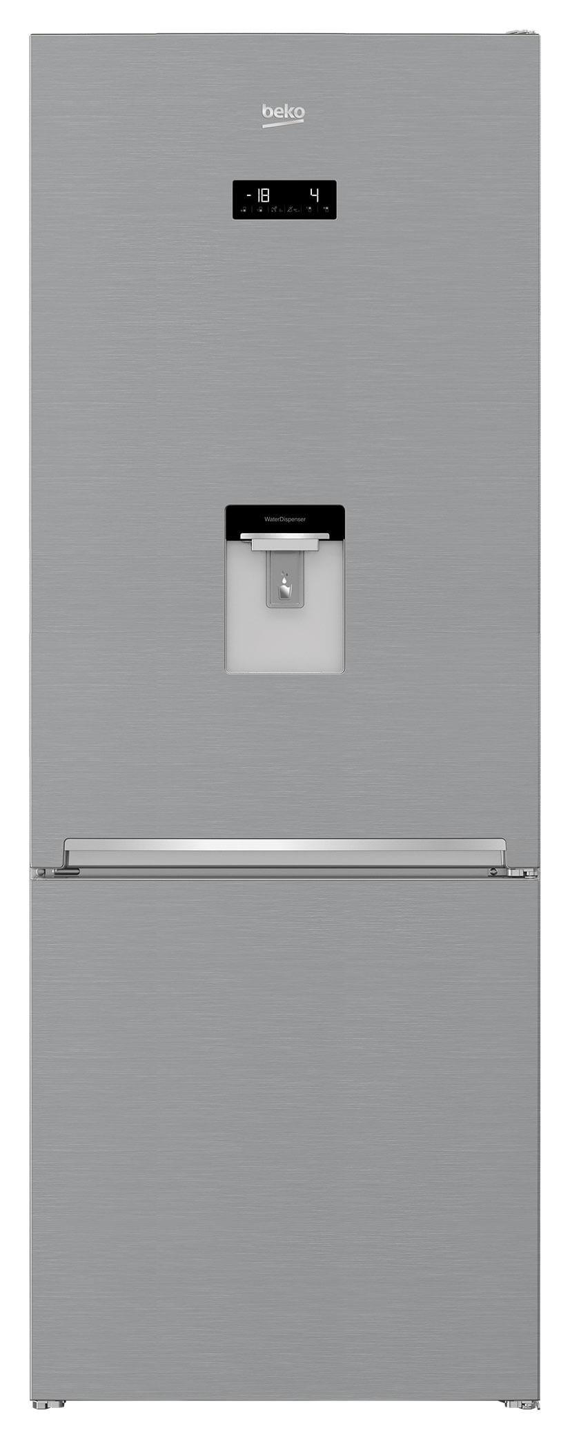 Combina frigorifica Beko RCNE560E40DZXBN