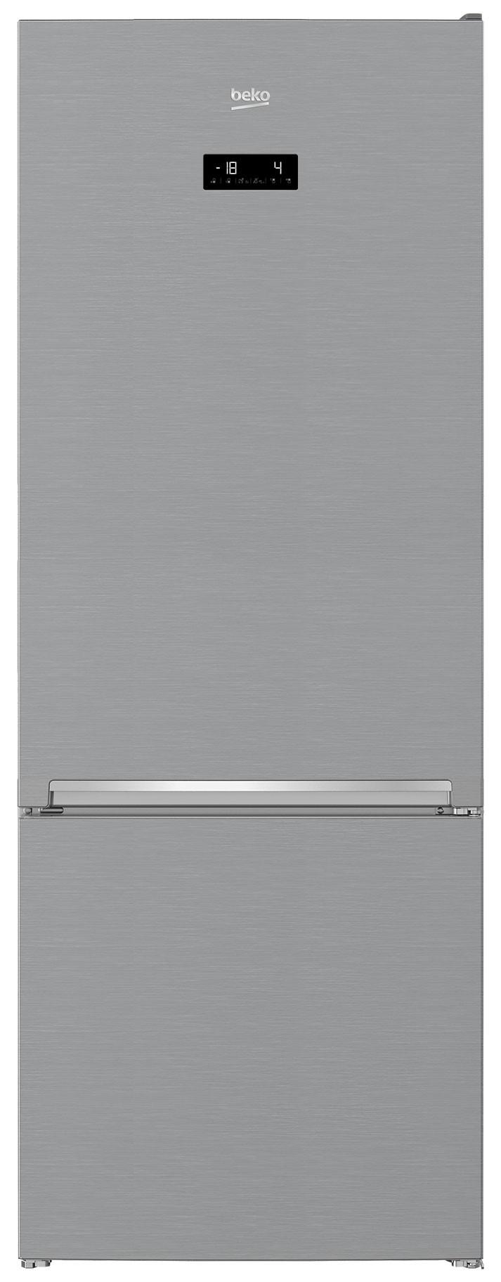 Combina frigorifica Beko RCNE560E40ZXBN