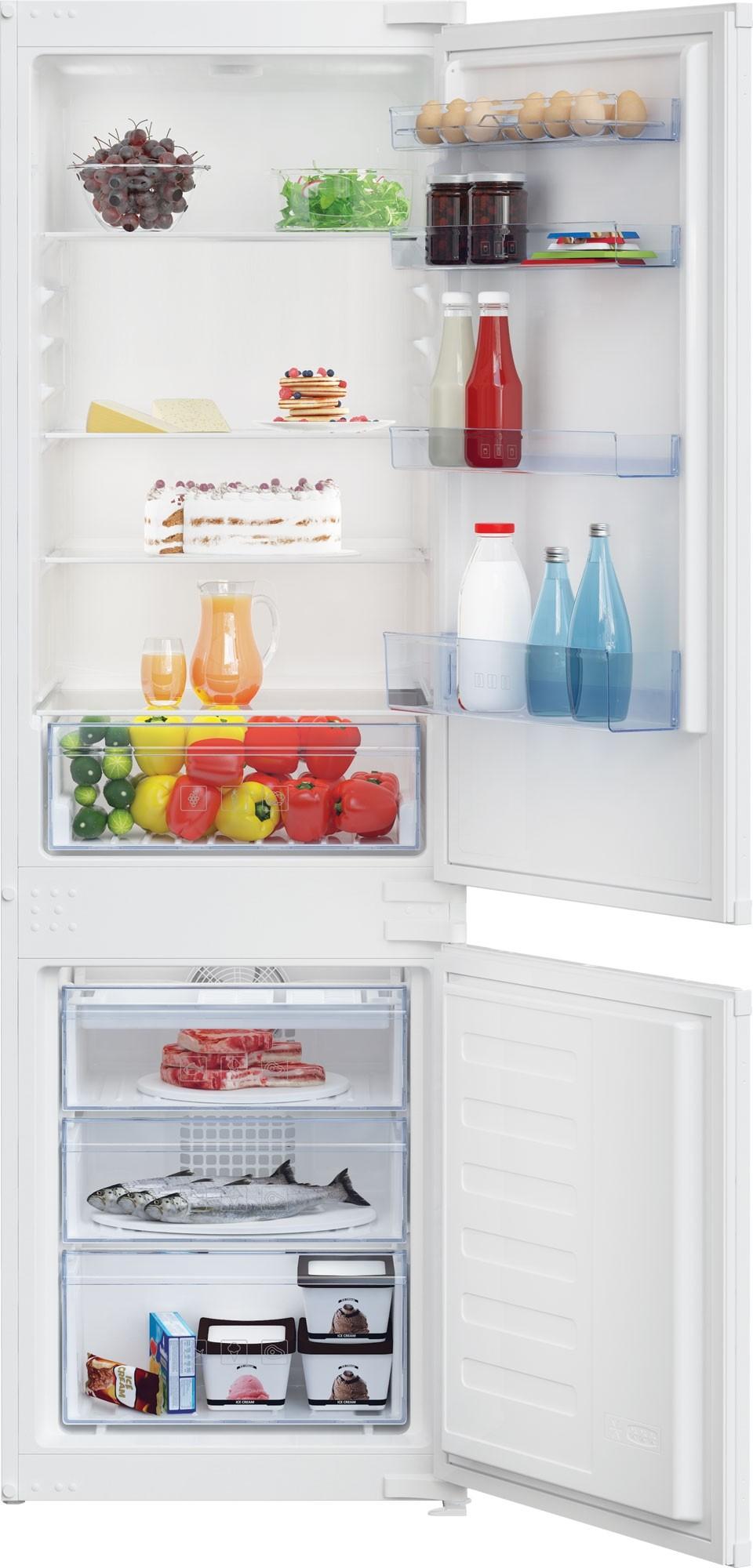 Combina frigorifica incorporabila Beko ICQFD173
