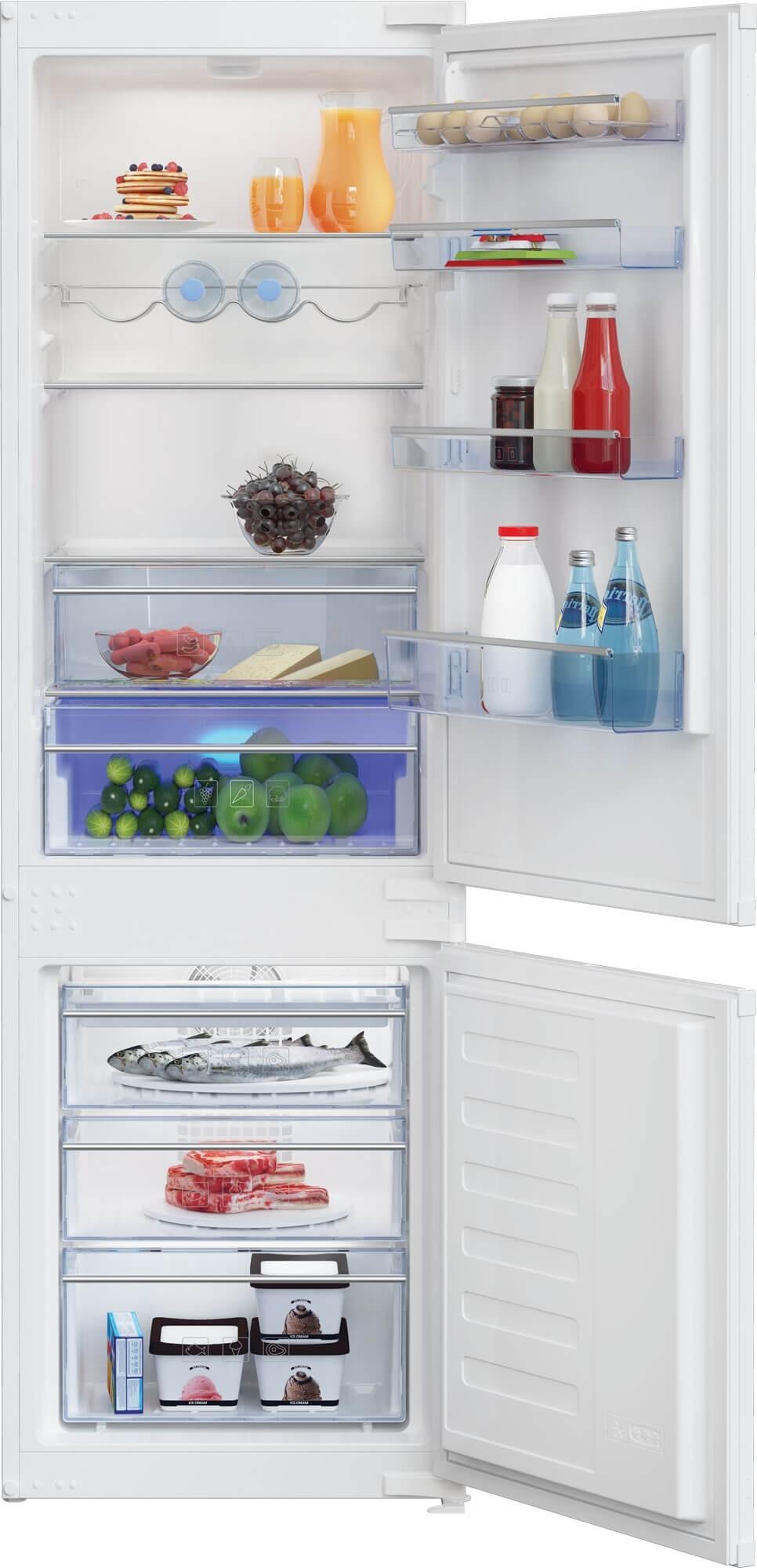 Combina frigorifica incorporabila Beko ICQFDB173