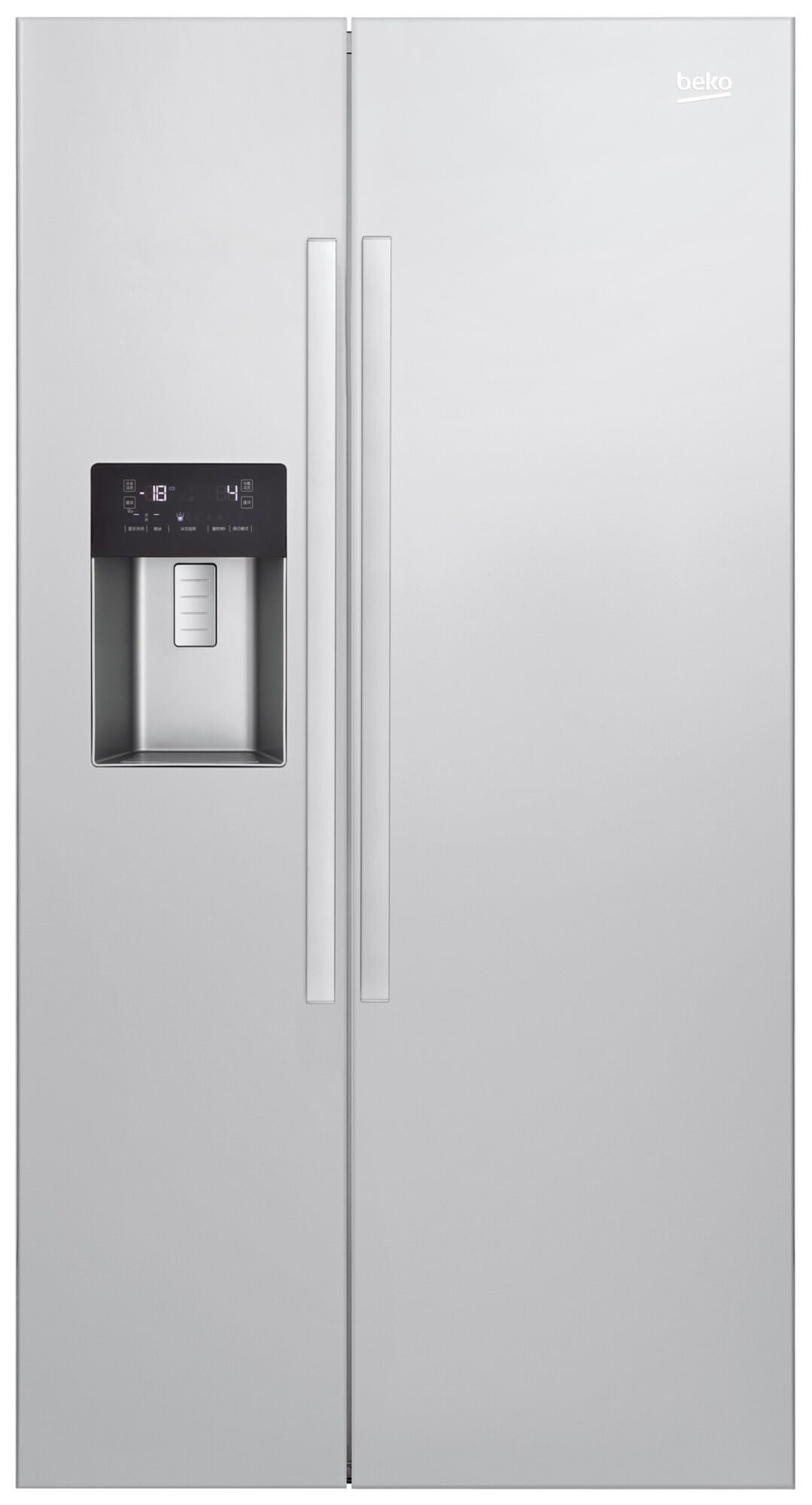 Frigider Side-by-side Beko GN162320X