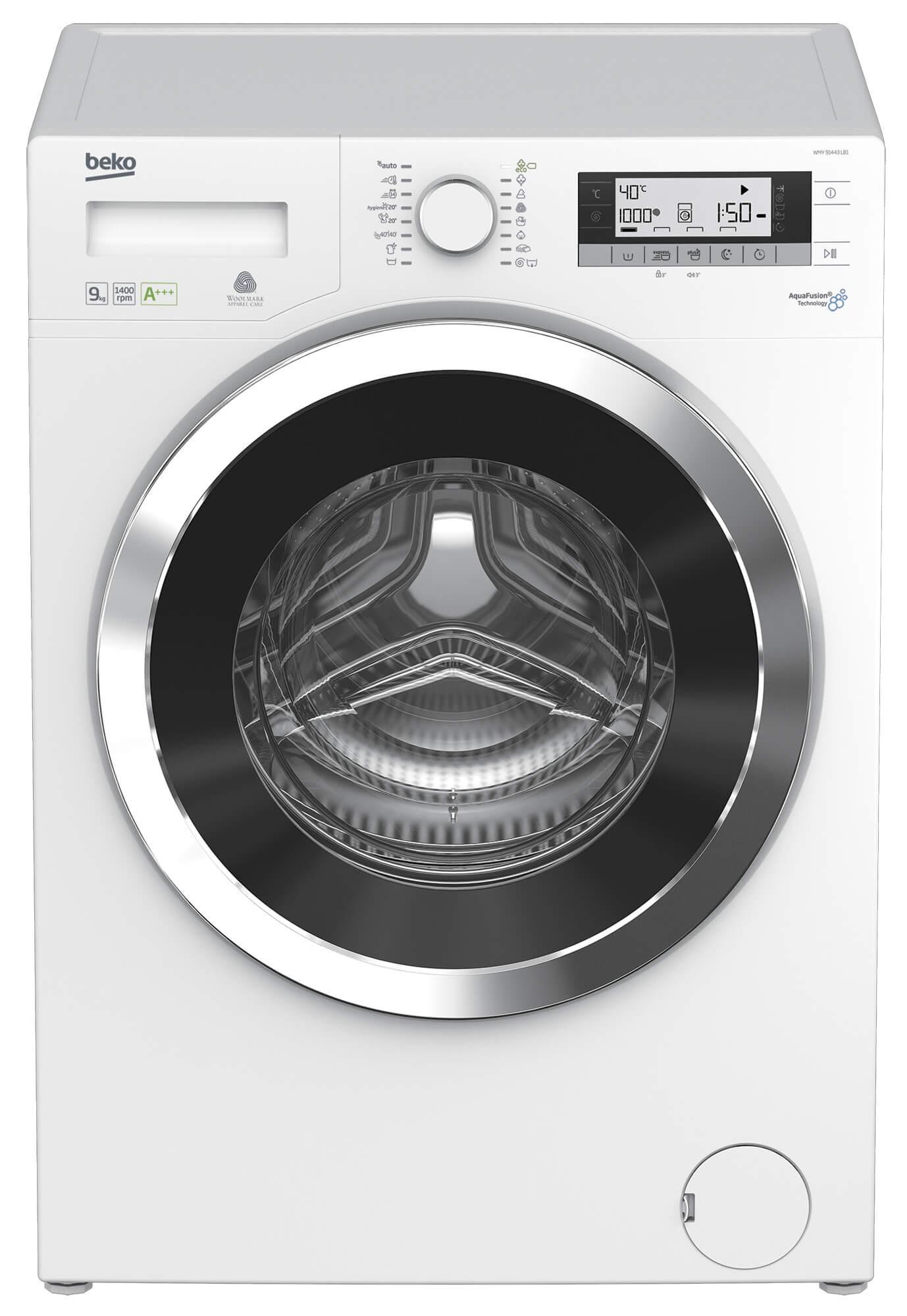 Masina de spalat rufe Beko WMY101444LB1