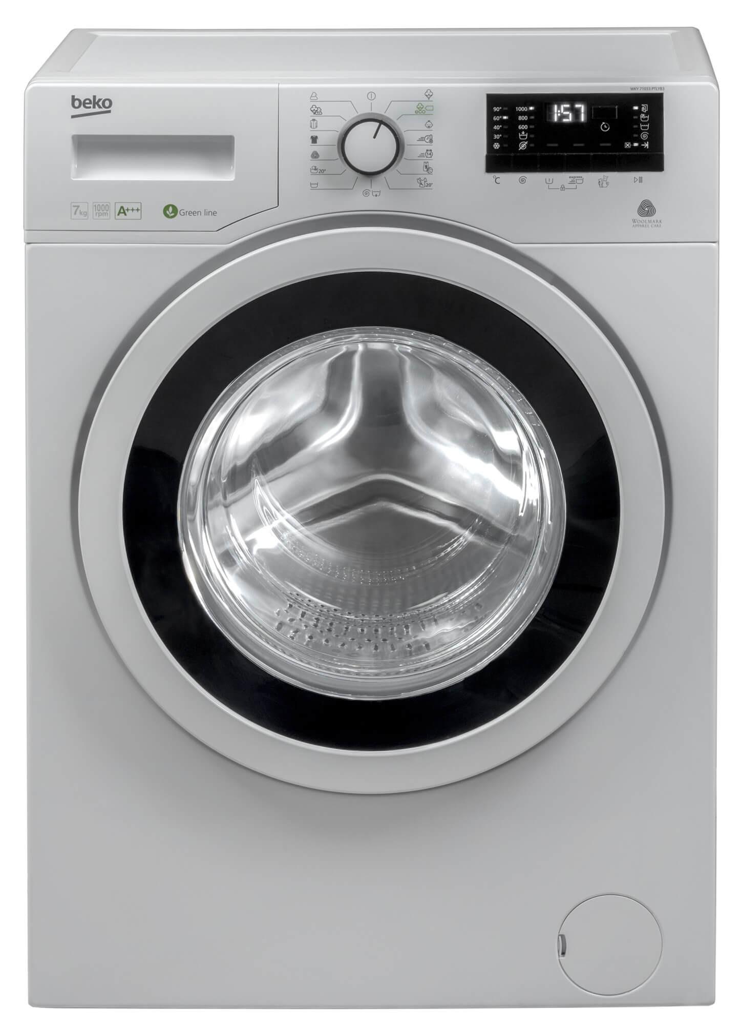 Masina de spalat rufe WKY71033PTLYB3