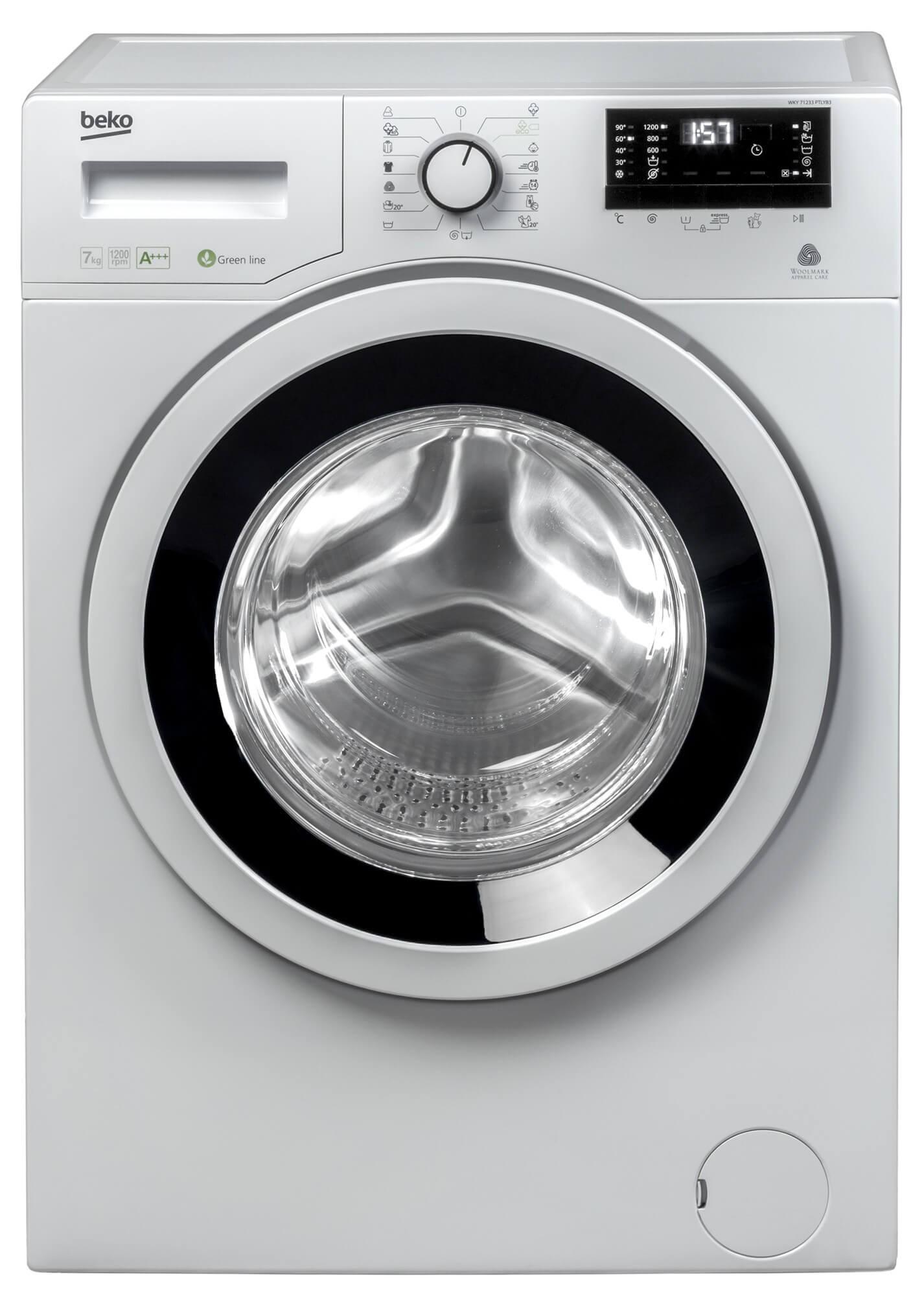 Masina de spalat rufe WKY71233PTLYB3