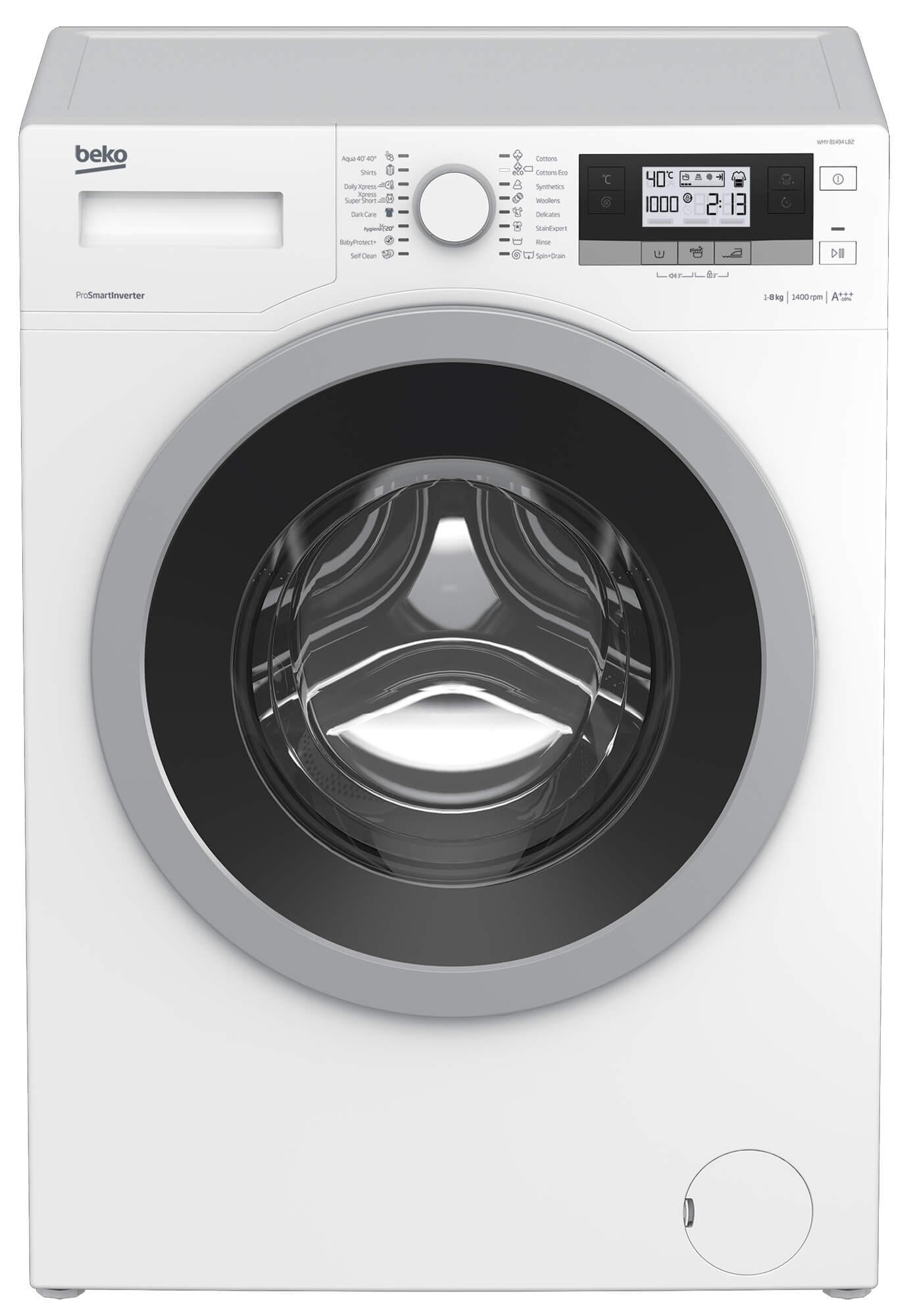 Masina de spalat rufe Beko WTV9734XS0