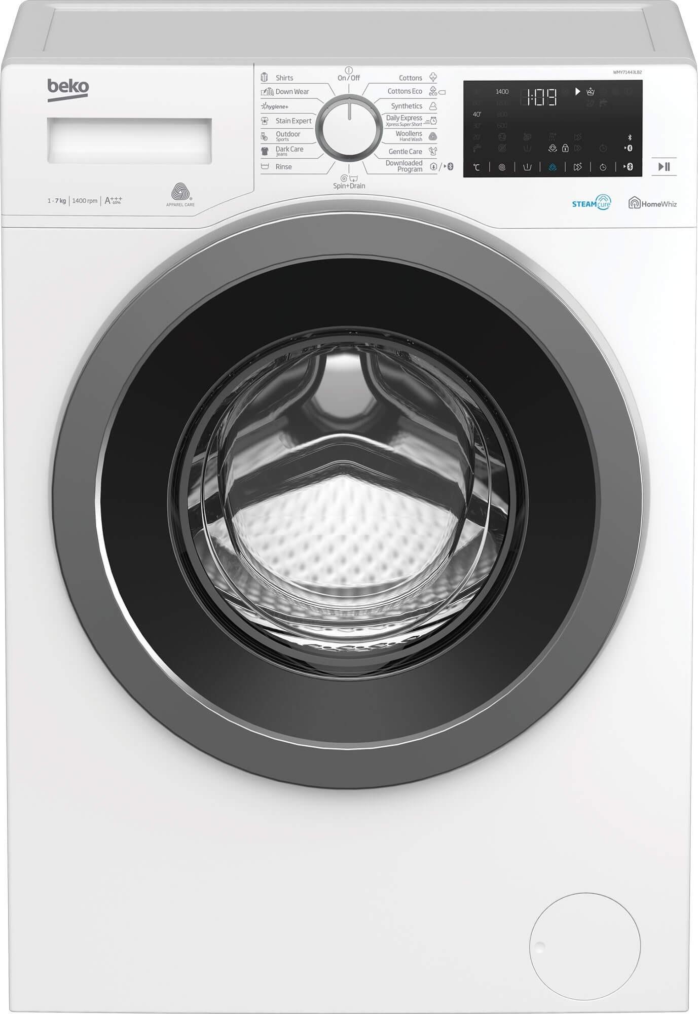 Masina de spalat rufe Beko WMY71443LB2 (NOU 2020)