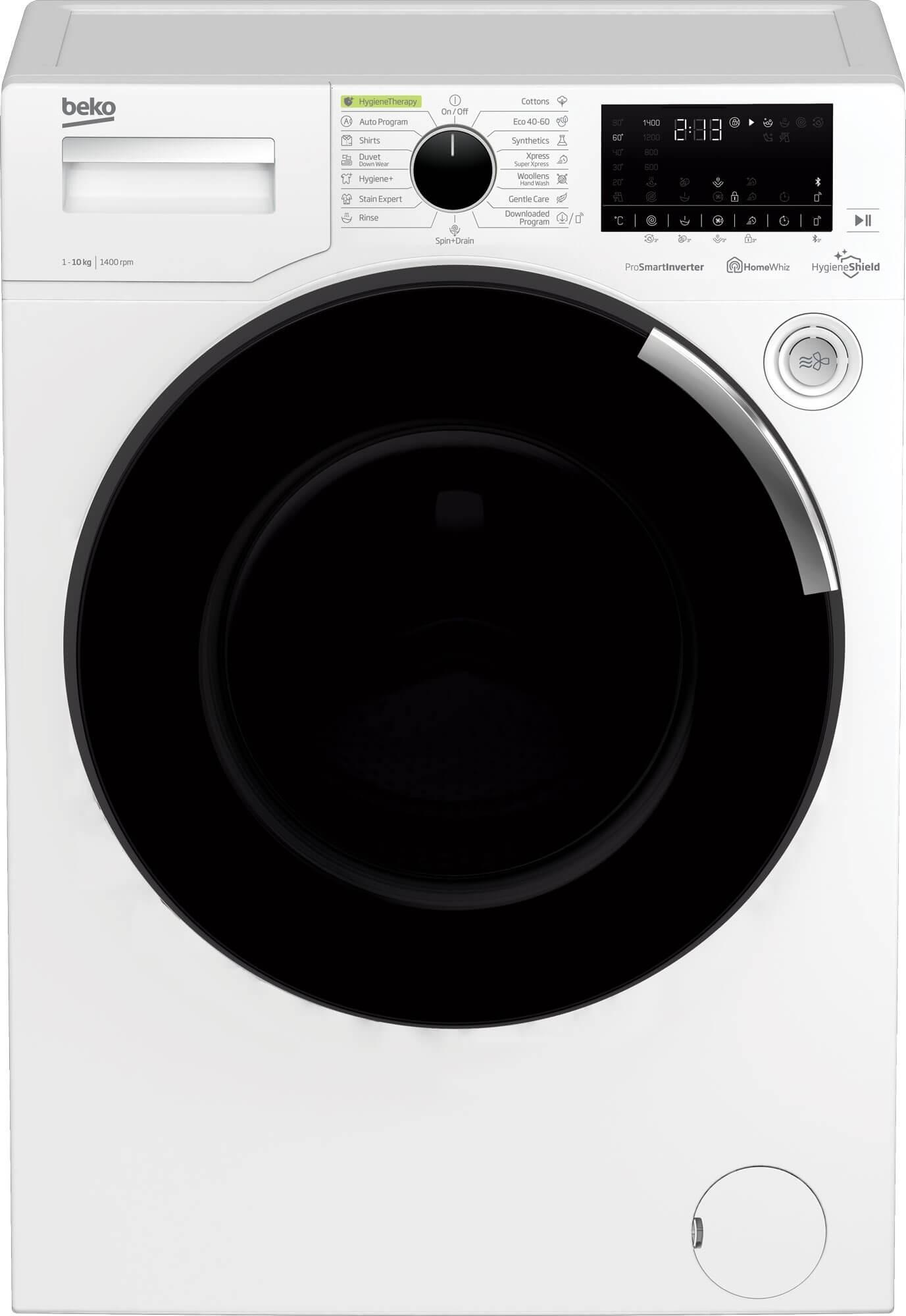 Masina de spalat rufe Beko WTE10746CHT