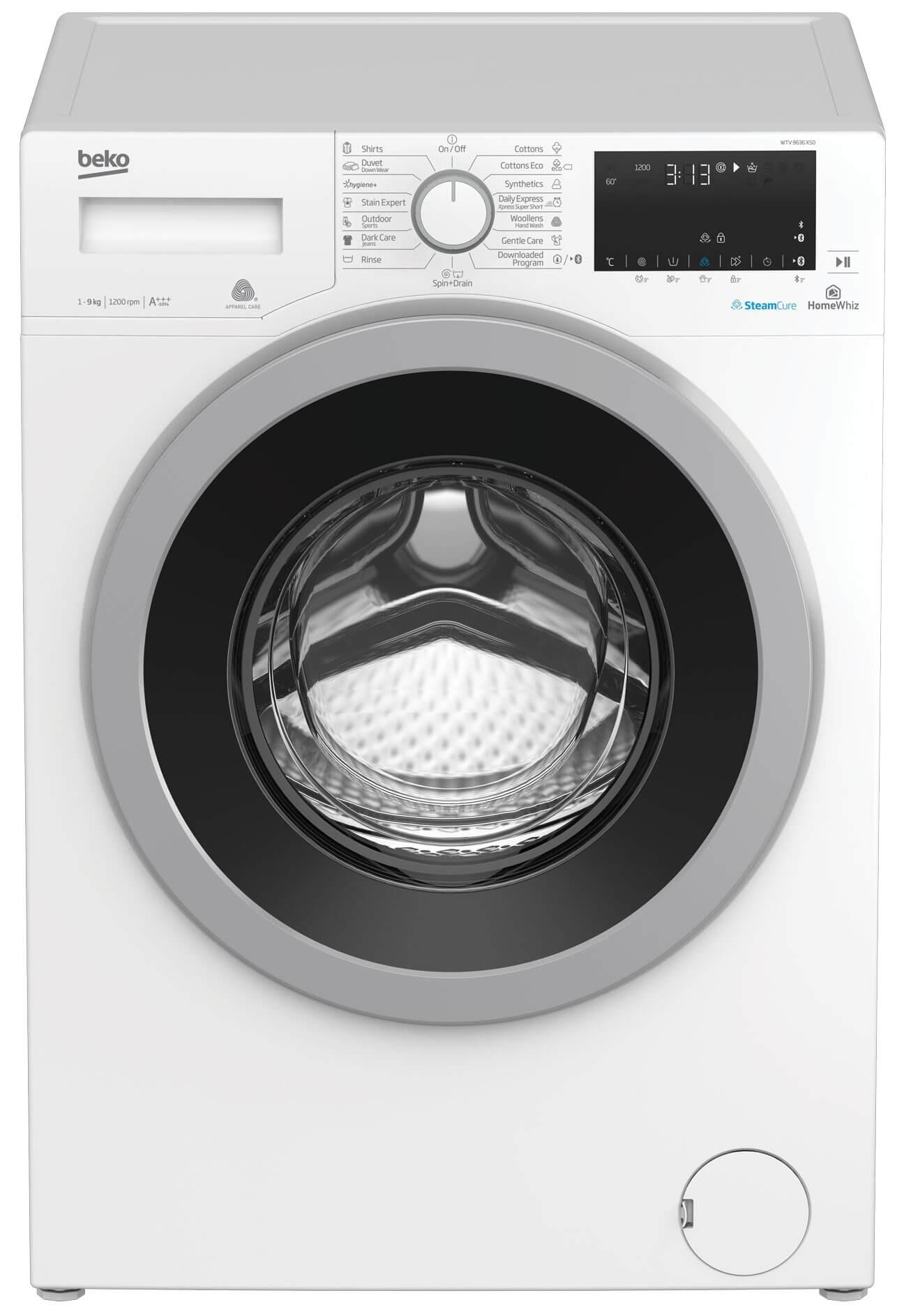 Masina de spalat Beko WTV9636XS0