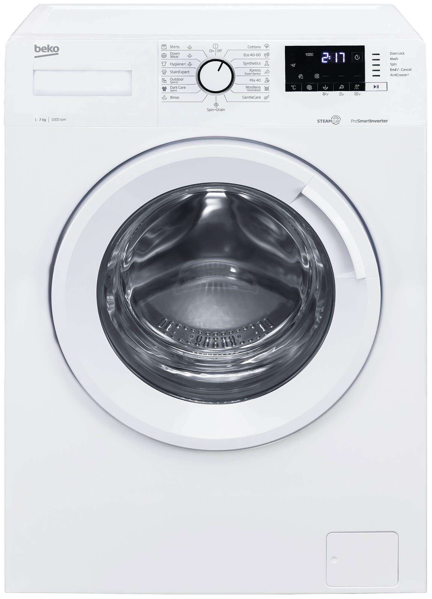 Masina de spalat rufe Beko WUE7512XWST (NOU 2020)