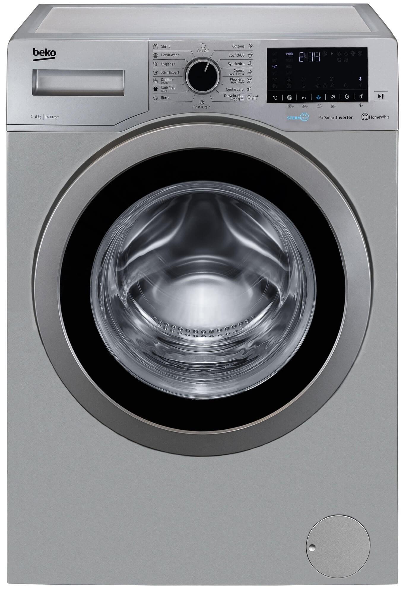 Masina de spalat rufe Beko WUE8736XBS