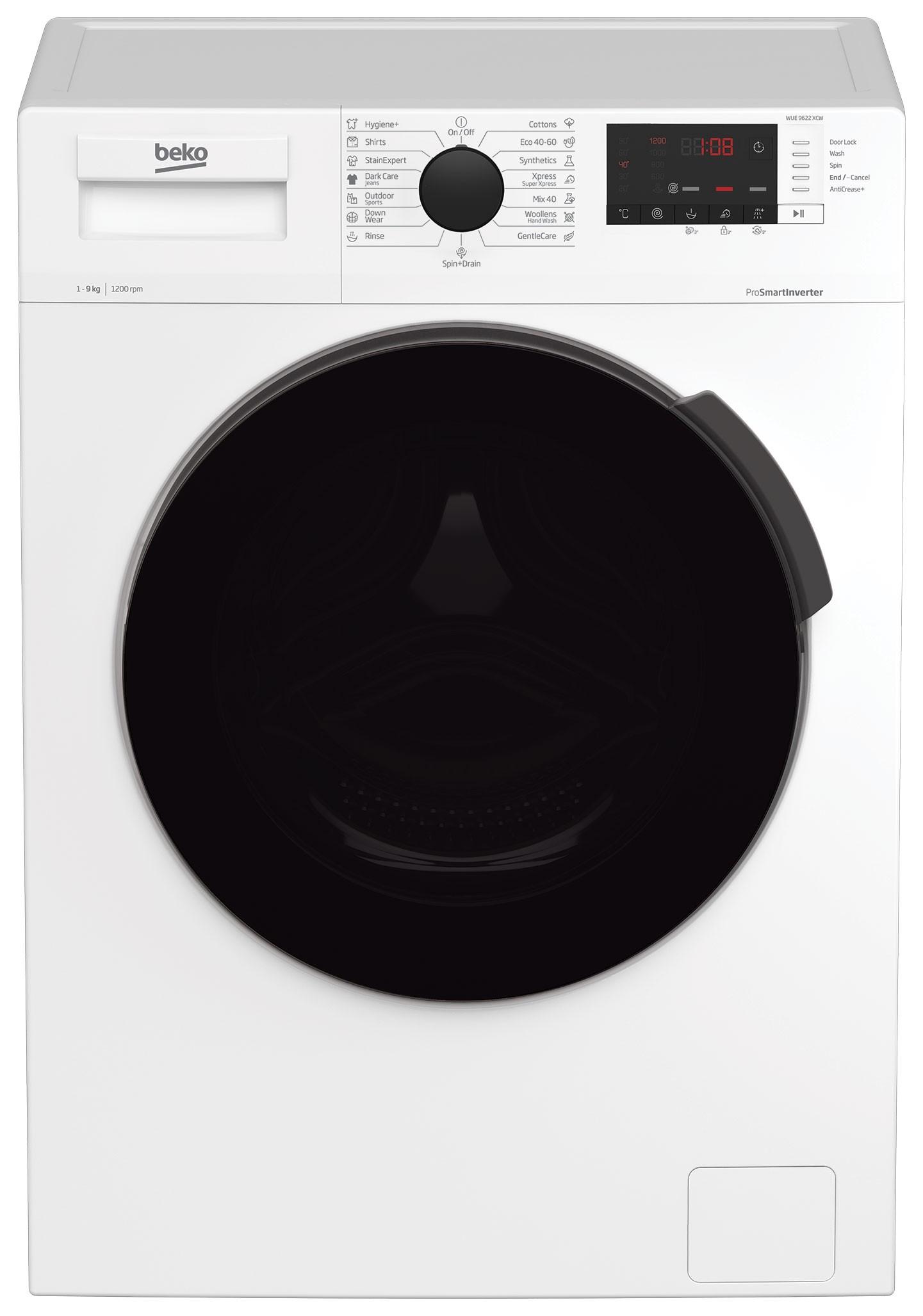 Masina de spalat rufe Beko WUE9622XCW