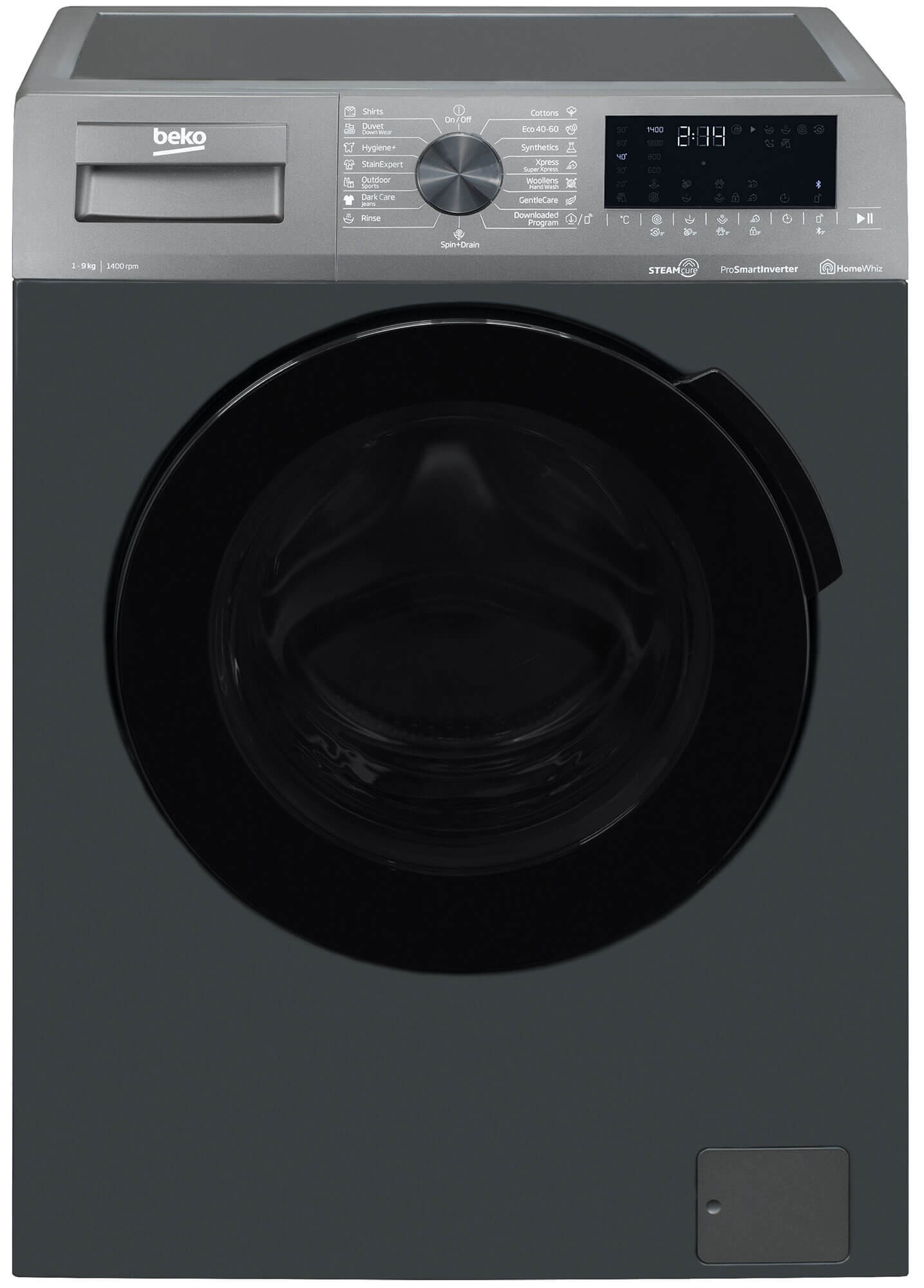 Masina de spalat rufe Beko WUV9726XBA