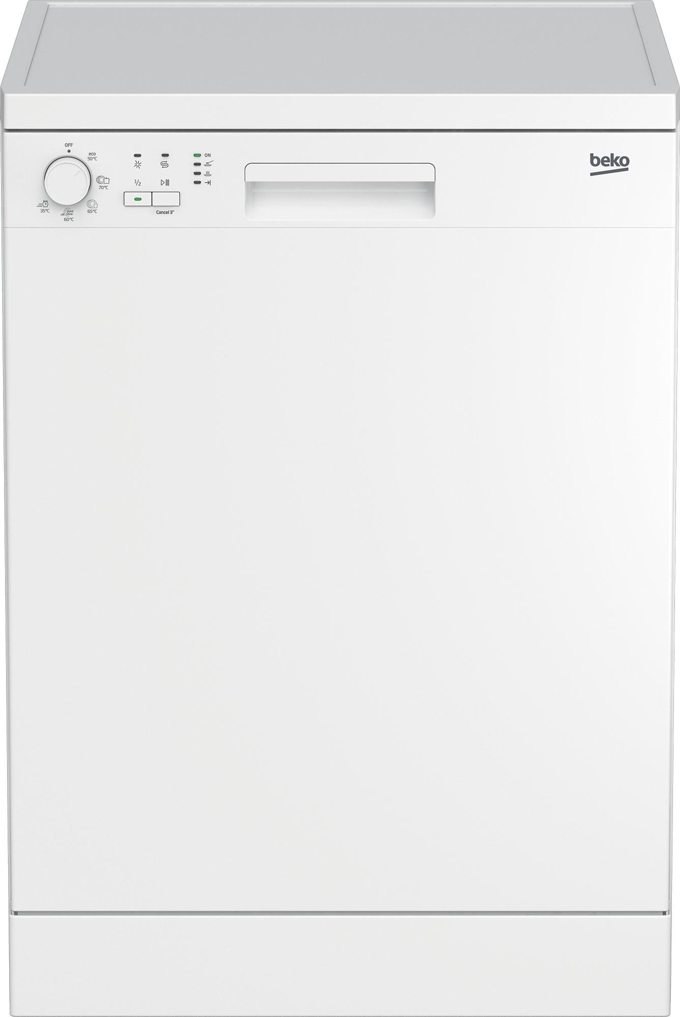 Masina de spalat vase Beko DFN05321W