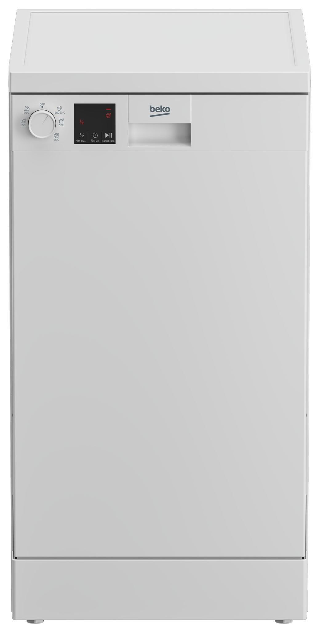 Masina de spalat vase Beko DVS05024W