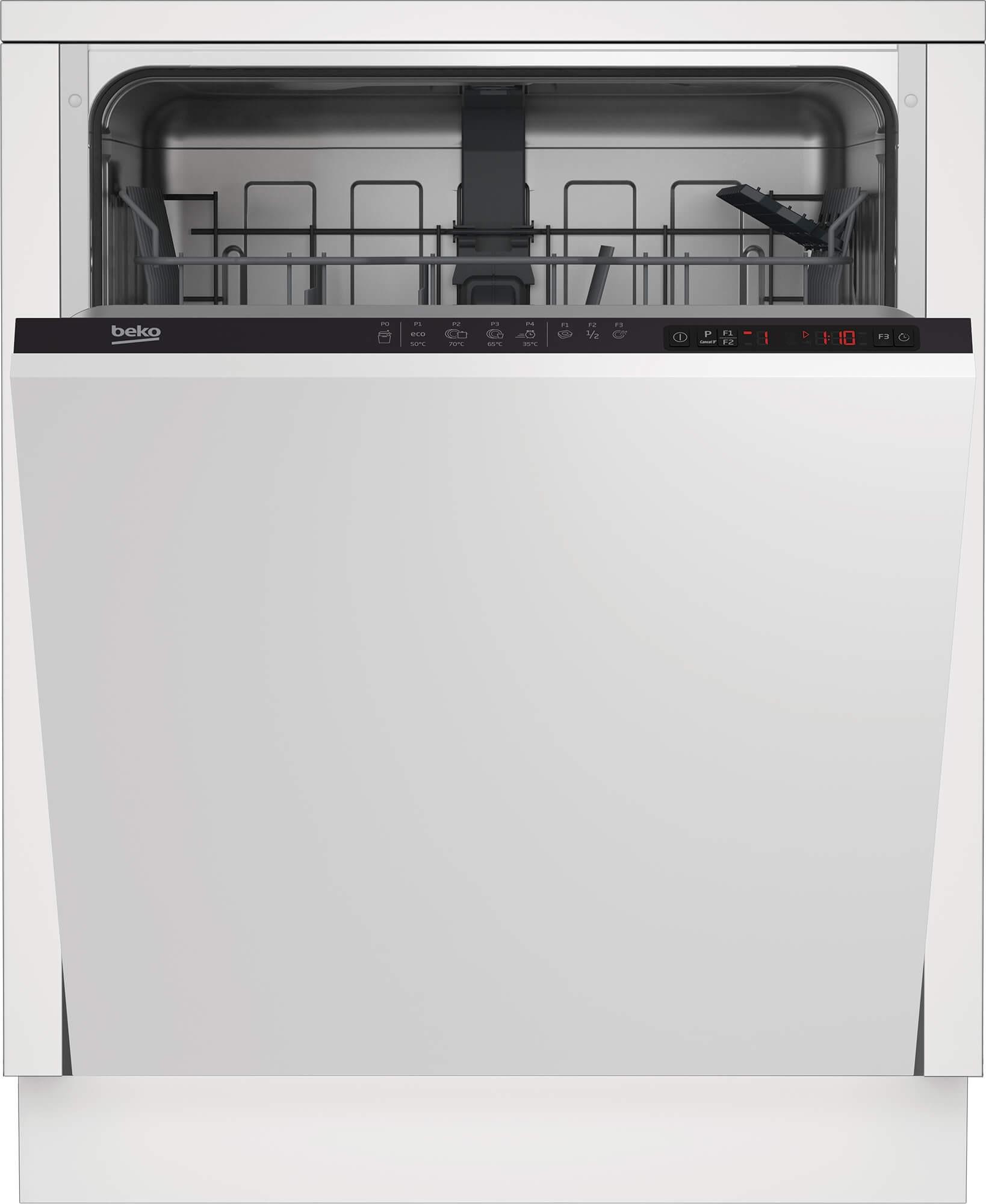 Masina de spalat vase incorporabila Beko BDIN24320