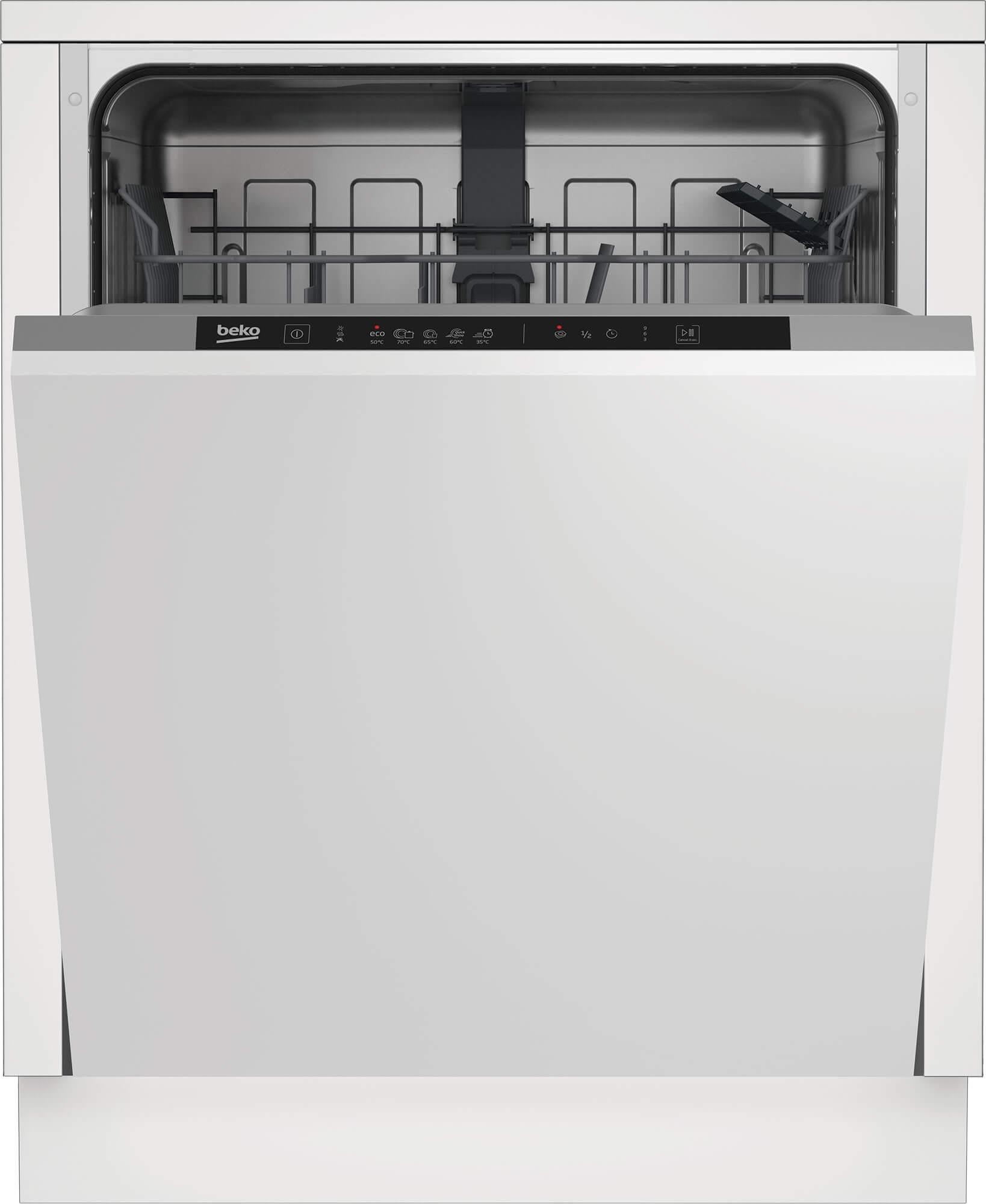 Masina de spalat vase incorporabila Beko DIN35321