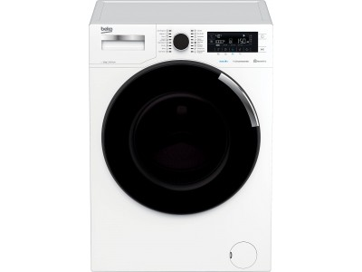 Masina de spalat rufe Beko WTE12744XWD