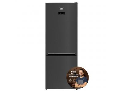 Combina frigorifica Beko RCNE560E40ZXBRN